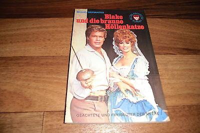 Miguel Servantes -- BLAKE und die BRAUNE HÖLLENKATZE // Doug McClure-Titelbild