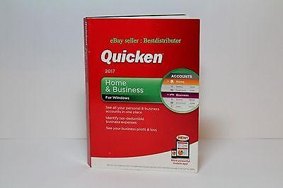 Программа для управления Quicken 2017 Home