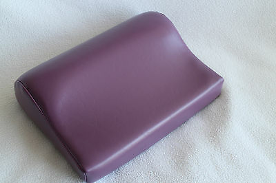 "GOODMAN SPECIALTY PILLOWS #303 3"" CONTOUR TANNING BED PILLOW - GRAPE"