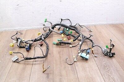 02-06 Acura RSX Type-S OEM DASH DASHBOARD Harness LOOM WIRING