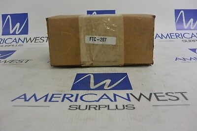 Ftc-207 Instrument Transformers 30 Amp Current Transformer New