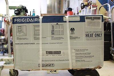 Frigidaire FFRH1222R2 12k BTU 230V Window AC Unit w/Supplemental Heat Capability