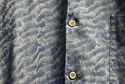 Our Legacy Light Blue Ocean Button Down Shirt 54 XL