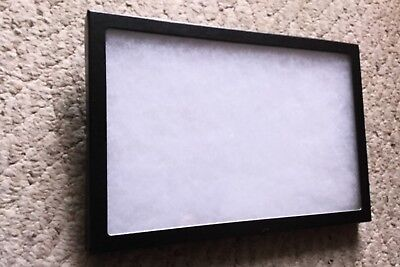 1 Only 8 X 12 X 34 Display Case Riker Type - Made In Usa Free Shipping.