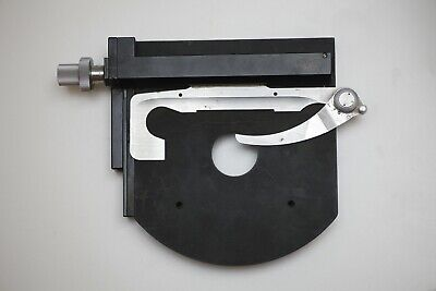 Zeiss Junior Microscope Mechanical Xy Stage And Specimen Holder