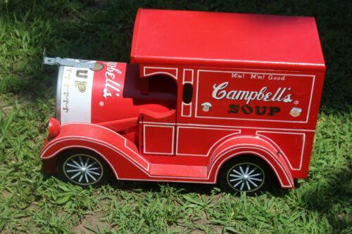Vintage Rare Campbell  Soup Mailbox