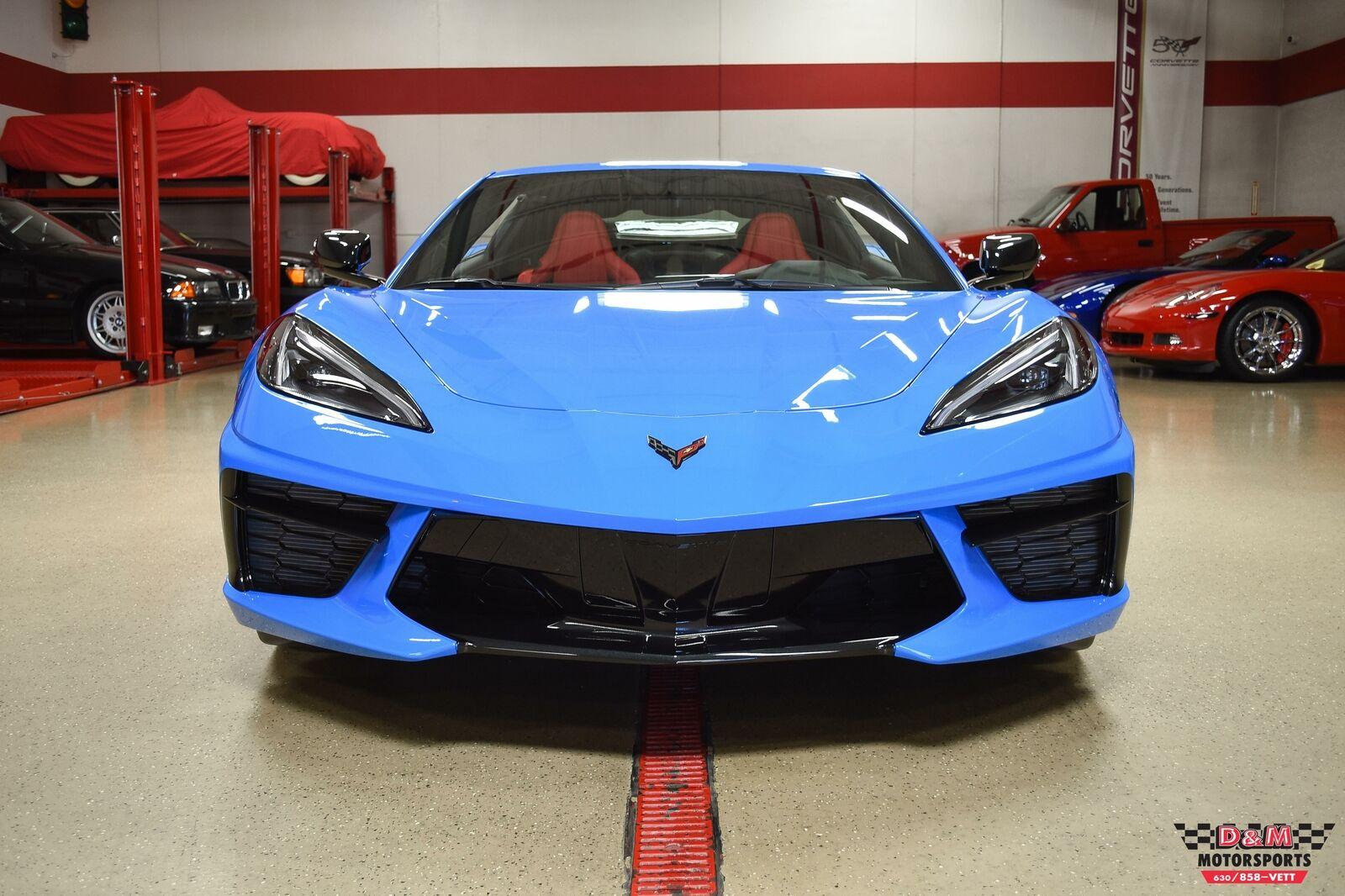 2020 Blue Chevrolet Corvette Stingray  | C7 Corvette Photo 9