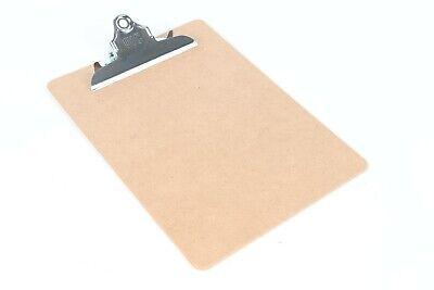 Lot Of 24 Officemate Rec Wood Clipboard Woriginal Box 9x12-12 Brown 83500