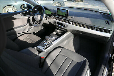 Audi A5 Coupe 35 TDI 7-Gang S tronic virtual cockpit