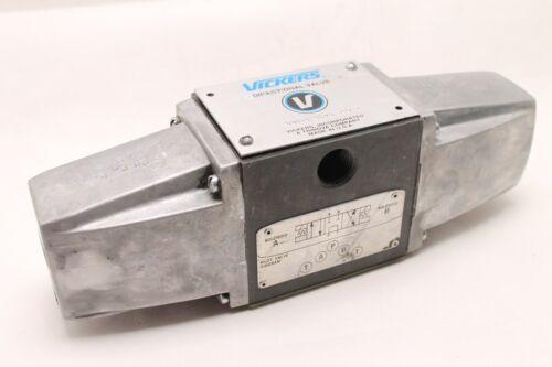 VICKERS DG4S4-018C-B-60 Directional Control Valve
