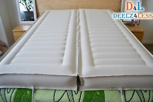 Used 2 Select Comfort Sleep Number Air Bed Chamber & Zipper Queen Size Mattress