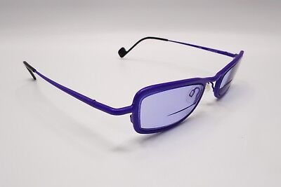 NICE ANNE et VALENTIN Orphee T04 Rx Eyeglasses Frame Japan Purple Cat Eye 5302