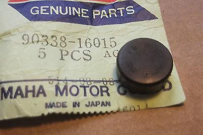 YAMAHA RD125 YZ80 YZ125 YZ400 GT80 GENUINE CRANKCASE BLIND PLUG - # 90338-16015