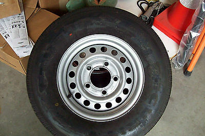 Nifty Tm50 Towable Boom Lift Replacement Wheel Tires Oem Factory Wheel