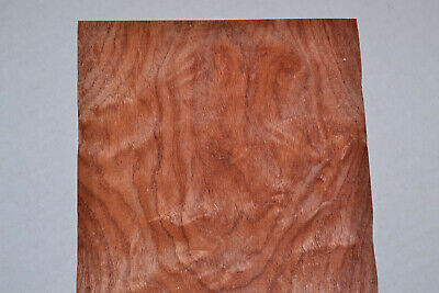 Narra Raw Wood Veneer Sheets 7 X 35 Inches142nd Thick   7681-16