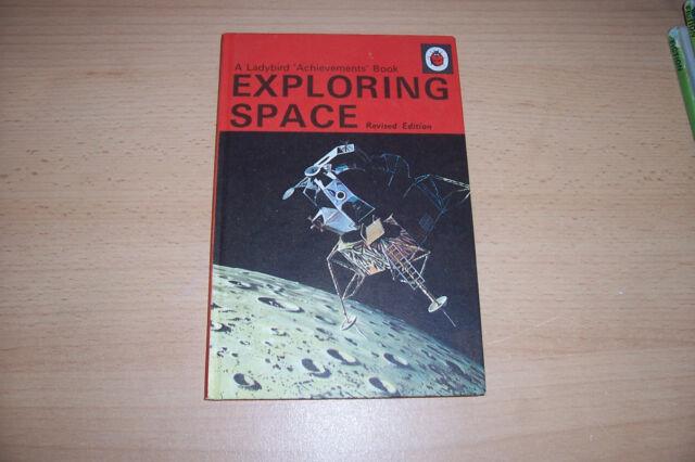LADYBIRD BOOK Exploring Space
