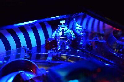 Twilight Zone Pinball Machine Invader Mod - Rare