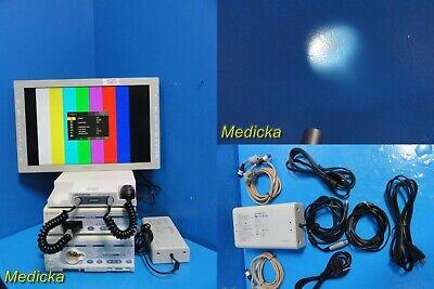 Olympus Bronchoscopy System W Otv-s7 Clv-s40 Maj-1236 Sony Hd Monitor 22297