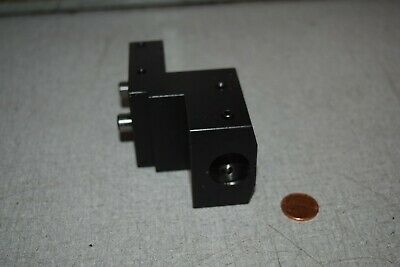 Citizen M20 Swiss Cnc Lathe Vdf201l 9j002m Tool Holder With 34 Holes