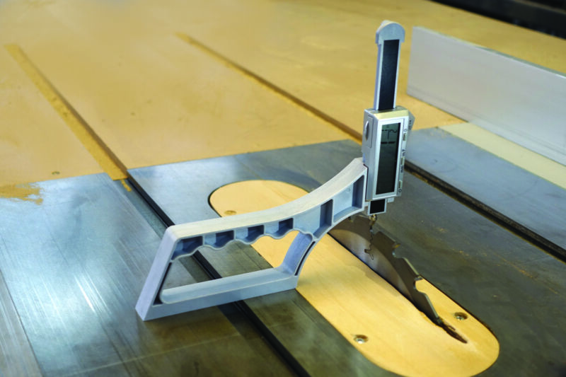 New iGAGING Snap Check Woodworking Gauge