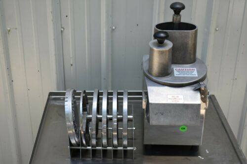 MANNHART M2000  FOOD PROCESSOR with ATTACHMENTS