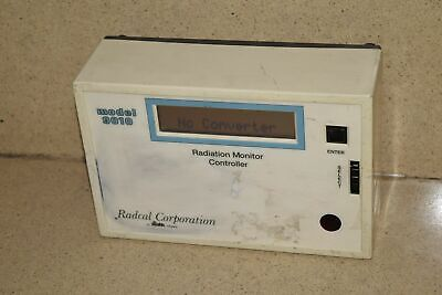 Radcal Radiation Monitor 9010 Controller