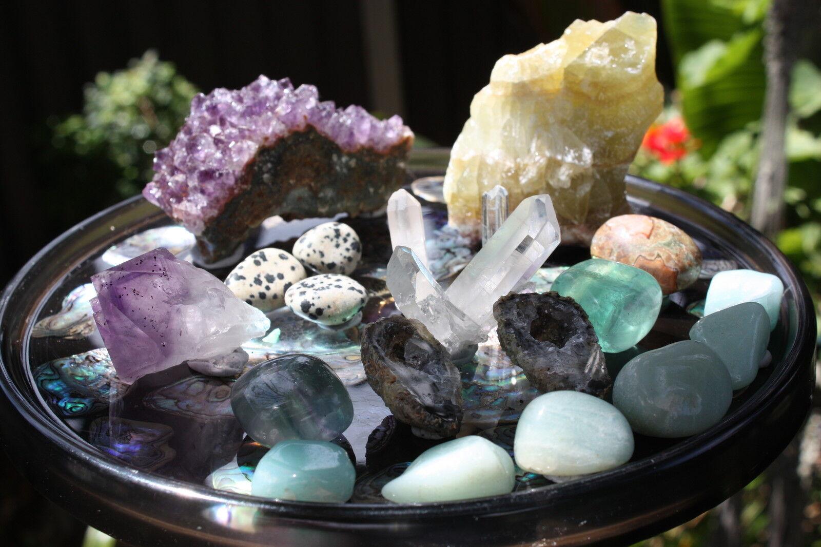 Anastasha's Crystal Jungle