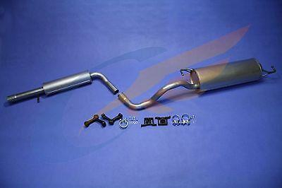 Komplette Auspuffanlage ab Kat + Montagesatz VW NEW BEETLE GOLF IV 1.4 1997-2004 online kaufen