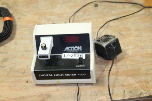 ACTION DIGITAL LIGHT METER 4000