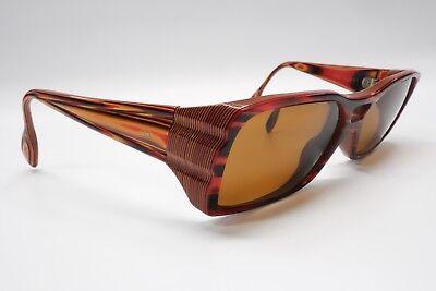 DEROME BRENNER Ziggy Rx Sunglasses Frames Red Orange Yellow 6284