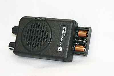 Motorola Minitor V 5 Aaa Battery Pack - Uses 3 Aaa Batteries - Fire Ems Rln5707