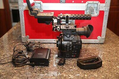 Canon EOS C300 - PL Mount