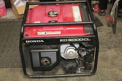 Honda Eg5000c - 4500 Watt Portable Generator