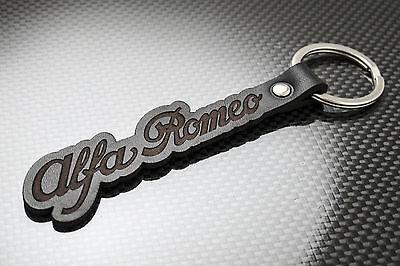 Alfa Romeo Cuero Llavero Schlüsselring Llavero Brera 169 156 Gt 4C