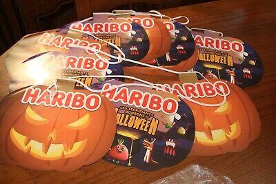 R DECO FÊTE HALLOWEEN / CITROUILLE ENFANT BONBONS HARIBO PUB (Deco Citrouille Halloween)