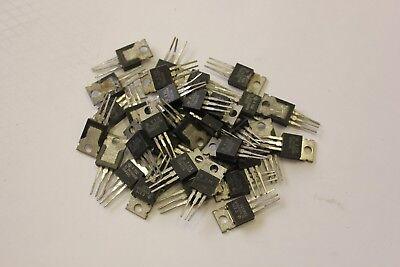 Lot Of 37 Ti Transistors 78m12c New