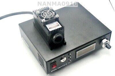980nm 1w2w3w4w Infrared Ir Dot Laser Module Ttlanalog Tec Power Supply