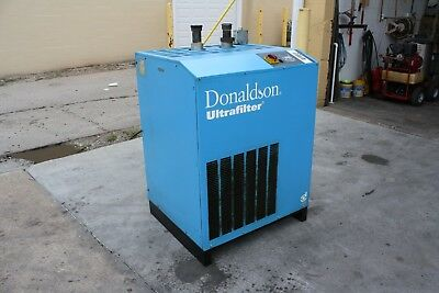 Donaldson Ultrafilter Refrigerated Air Dryer - Model Sd 0300 Ap-60 Type 44bap