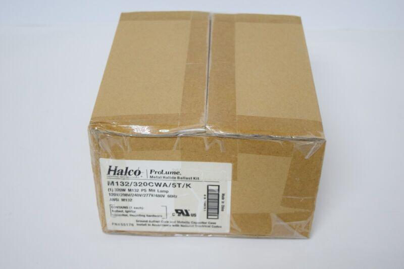 Halco 55176 M132/320CWA/5T/K Metal Halide 320W HID Ballast Kit ANSI M132 #L60