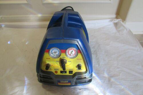 Yellow Jacket 95760 Refrigerant Recovery Machine          #2