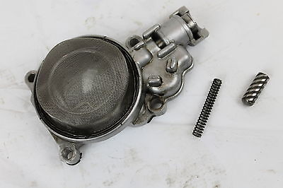 76 YAMAHA XS500 XS 500 ENGINE INNER OIL FILTER PICKUP SCREEN