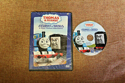 Thomas & Friends Steamies vs. Diesels & Other Thomas Adventures (DVD)