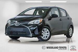 2017 Toyota Yaris LE /18200 KMS / AIR CLIMATISE / BLUETOOTH ++