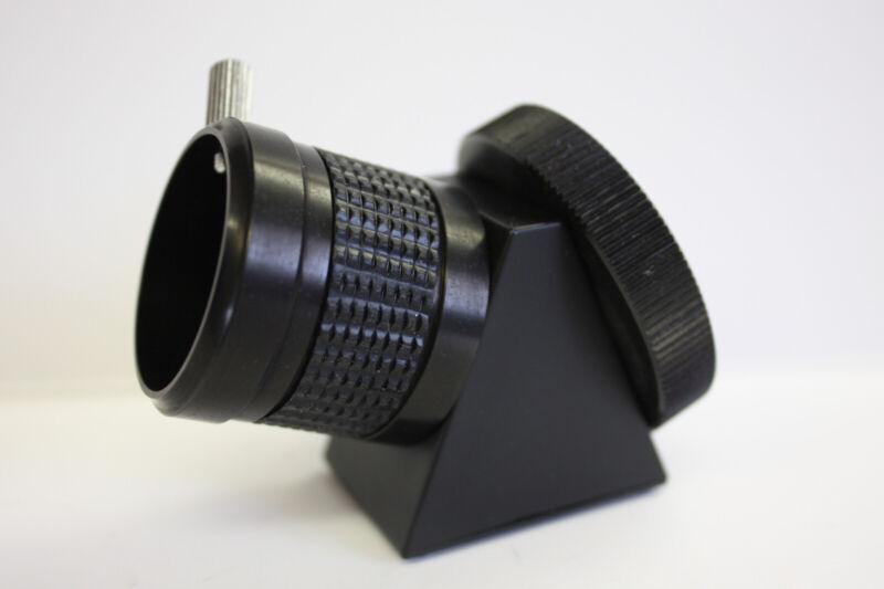 """1.25"""" Telescope Eyepiece 45 Degree Correct Image Diagonal for Meade ETX 90-125"""