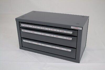Huot 13590  Taps Drills Dispenser 6-32 To 12-20