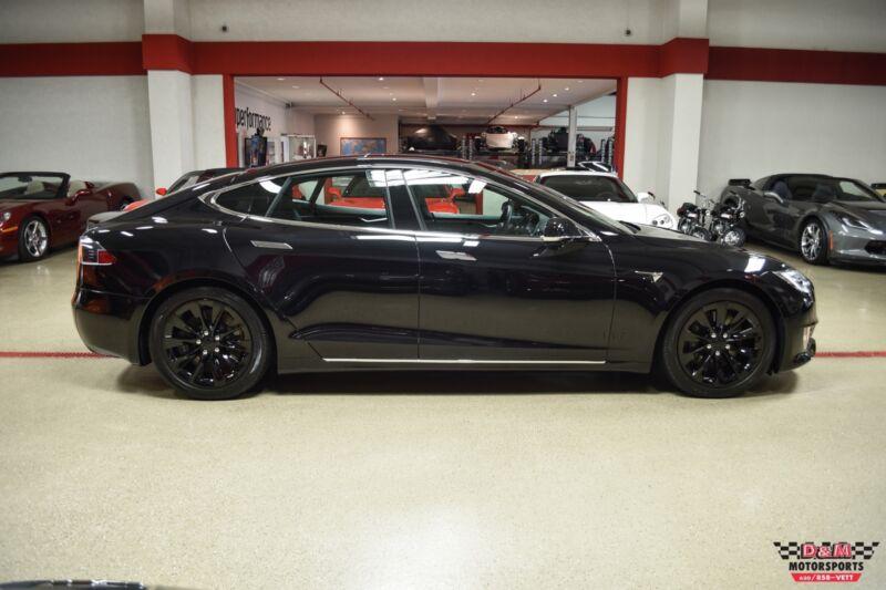 Image 6 Coche Americano usado Tesla Model S 2017