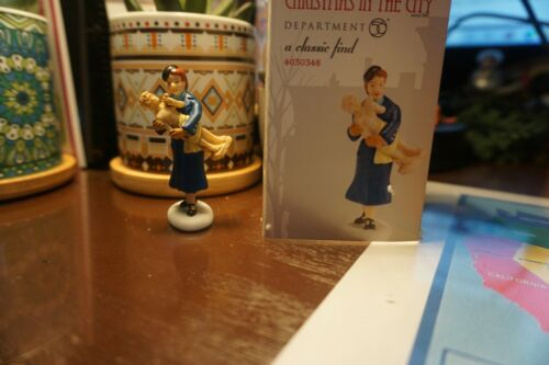 """Department 56 Christmas in the City  """"a classic find"""" 4030348"""