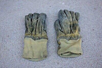 Fire Fighter Brand Structural Wildland Firefighter Gloves - Large 7