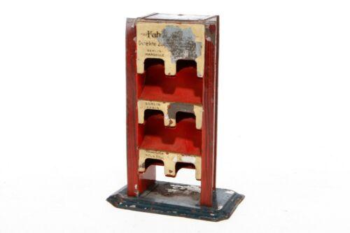 AC1580: Vintage Bing Ticket Rack / Cabinet for Refurbishment 10/639