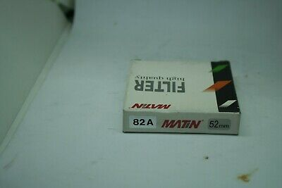 MATIN   FILTER   high quality    52mm  82A